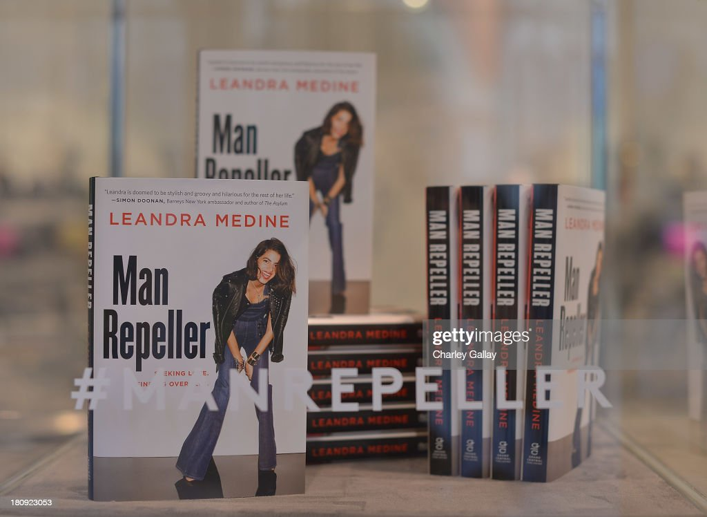 A general view of atmosphere at Barneys New York Cocktail Event with Simon Doonan and 'Man Repeller' Leandra Medine celebrating their new books at Barneys New York At The Grove on September 17, 2013 in Los Angeles, California.