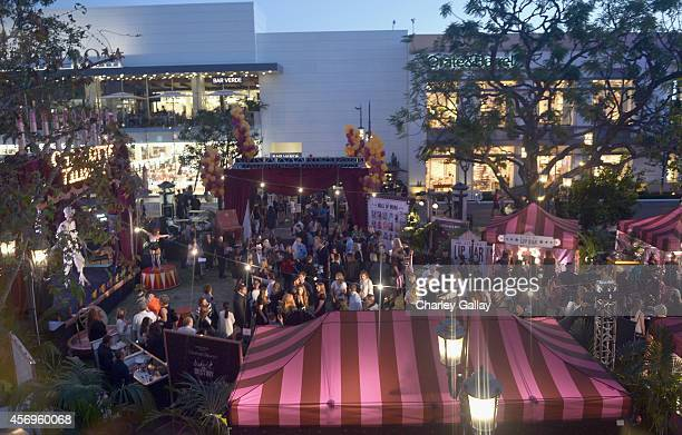 A general view of atmosphere at 'Charlotte Tilbury arrives in America VIP Beauty Launch Event' presented by Nordstrom at The Grove on October 9 2014...