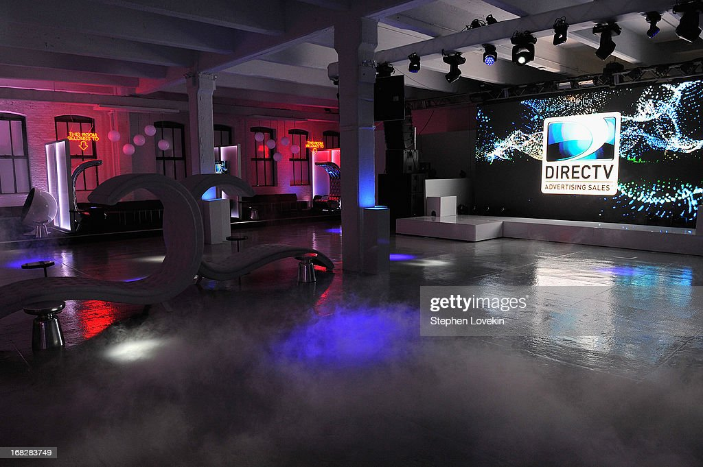 A general view of atmosphere at DIRECTV's 2013 National Ad Sales Upfront on May 7, 2013 in New York City.