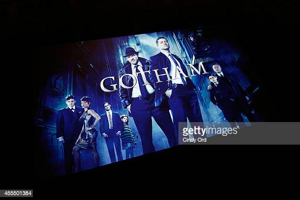 A general view of atmosphere at GOTHAM Series Premiere event on September 15 2014 in New York City