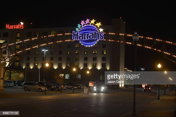 A general view of atmosphere at Harrah's Metropolis on November 19 2014 in Metropolis Illinois