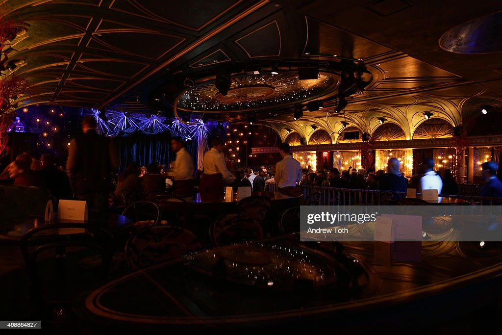 A general view of atmosphere at Miu Miu Women's Tales 7th Edition - 'Spark & Light' Screening - Inside at Diamond Horseshoe on February 11, 2014 in New York City.