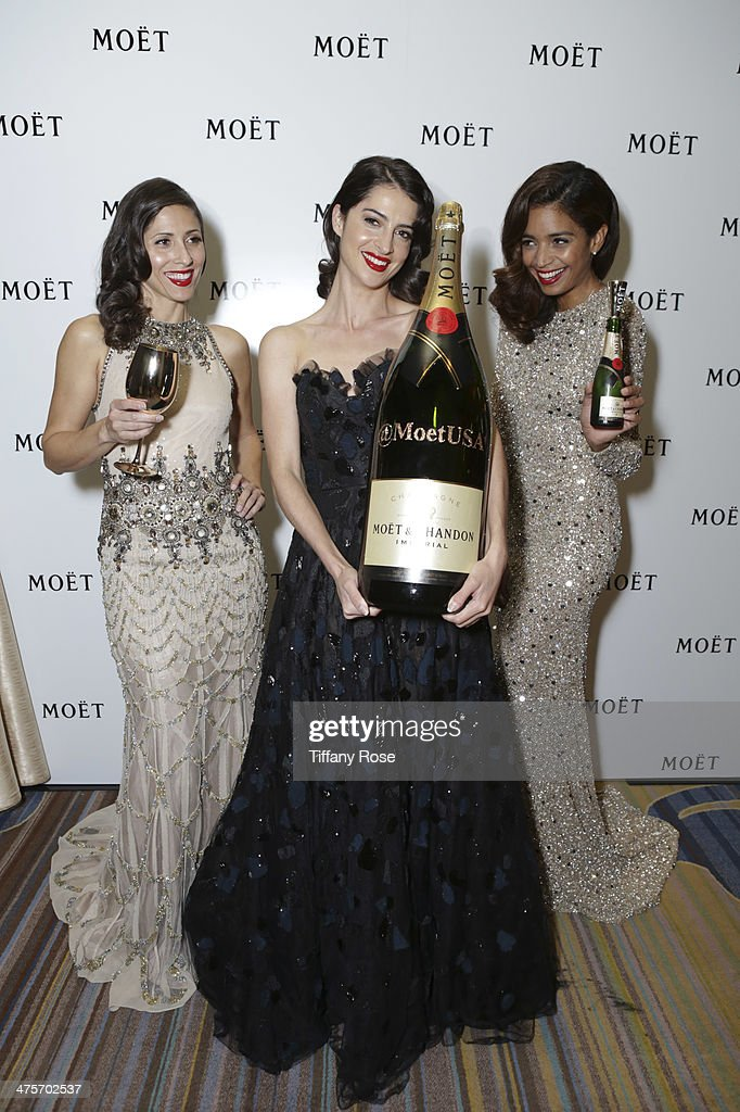 A general view of atmosphere at Moet At The 17th Annual National Hispanic Media Coalition Impact Awards at the Beverly Wilshire Four Seasons Hotel on February 28, 2014 in Beverly Hills, California.