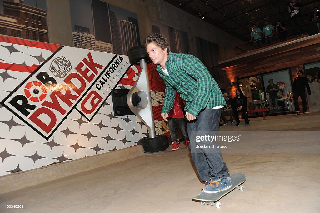 General view of atmosphere at Rob Dyrdek Foundation SK8 4 Life Benefit Presented by Panasonic & Carl's Jr at Fantasy Factory on May 22, 2010 in Los Angeles, California.