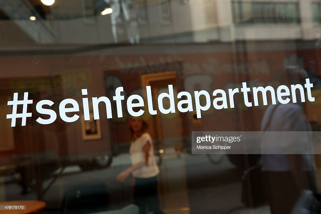 a general view of atmosphere at seinfeld the apartment on june 23 2015 in - Brown Apartment 2015