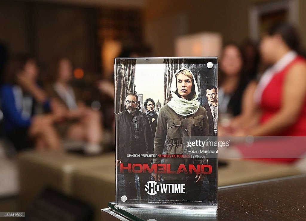 General view of atmosphere at Sheraton Hotel Resorts And SHOWTIME Present 'Spies Among Us' Hosted By HOMELAND's Nazanin Boniadi at Sheraton New York...
