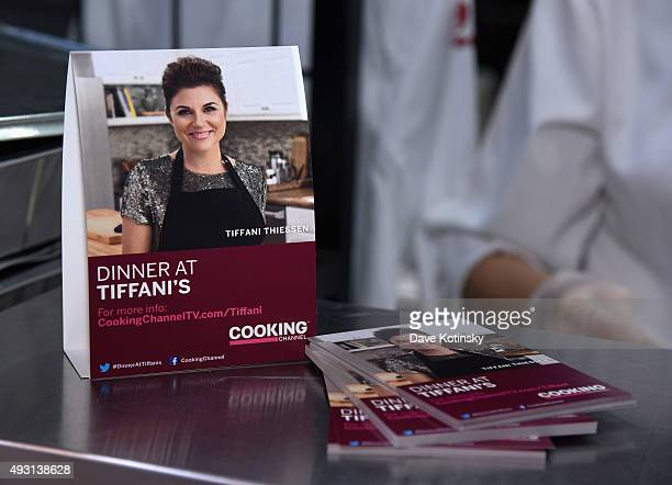 A general view of atmosphere at Stacked Sandwiches And Sides Hosted By Tiffani Thiessen part of LOCAL presented by Delta Air Lines during Food...