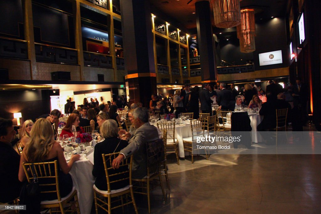 A general view of atmosphere at the 1st Annual Norma Jean Gala held at the TCL Chinese Theatre on March 20, 2013 in Hollywood, California.