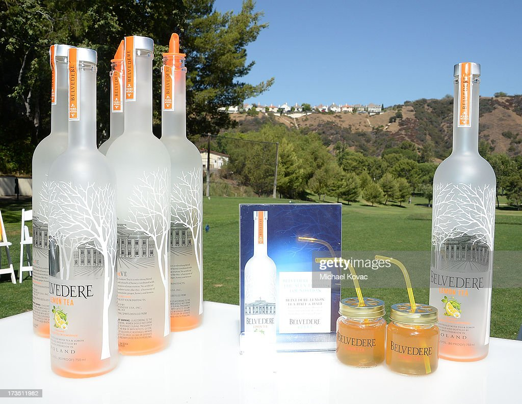 General view of atmosphere at The 4th annual Alex Thomas Celebrity Golf Classic presented by Belvedere at Mountain Gate Country Club on July 15, 2013 in Los Angeles, California.
