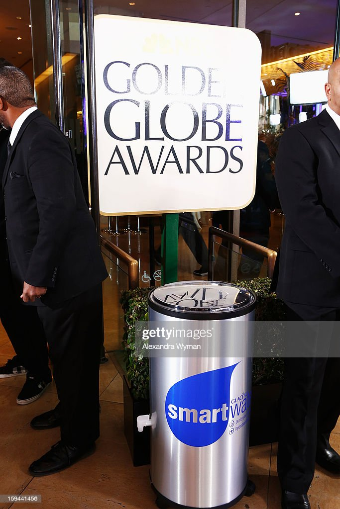 A general view of atmosphere at the 70th Annual Golden Globe Awards held at The Beverly Hilton Hotel on January 13 2013 in Beverly Hills California