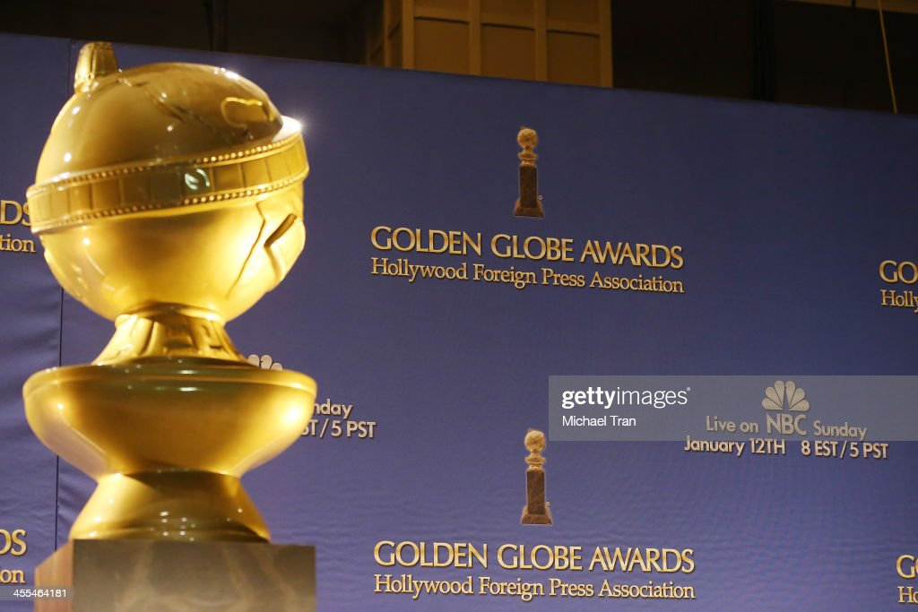 A general view of atmosphere at the 71st Annual Golden Globe Awards Nominations Announcement held at The Beverly Hilton on December 12, 2013 in Beverly Hills, California.
