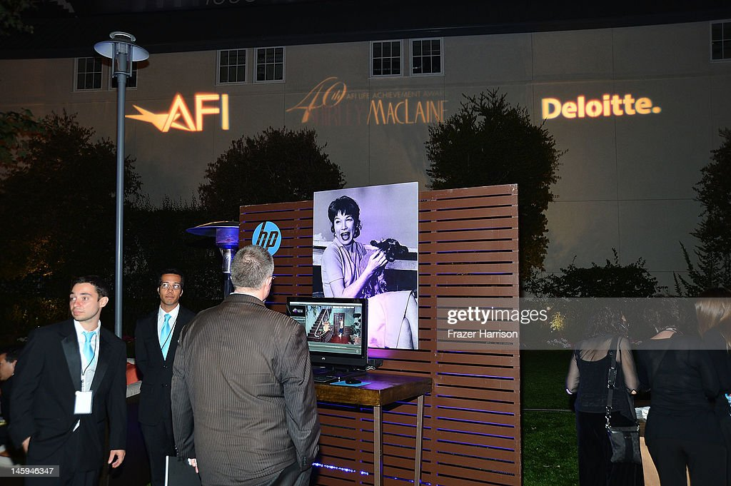 A general view of atmosphere at the after party for the 40th AFI Life Achievement Award honoring Shirley MacLaine held at Sony Pictures Studios on June 7, 2012 in Culver City, California. The AFI Life Achievement Award tribute to Shirley MacLaine will premiere on TV Land on Saturday, June 24 at 9PM