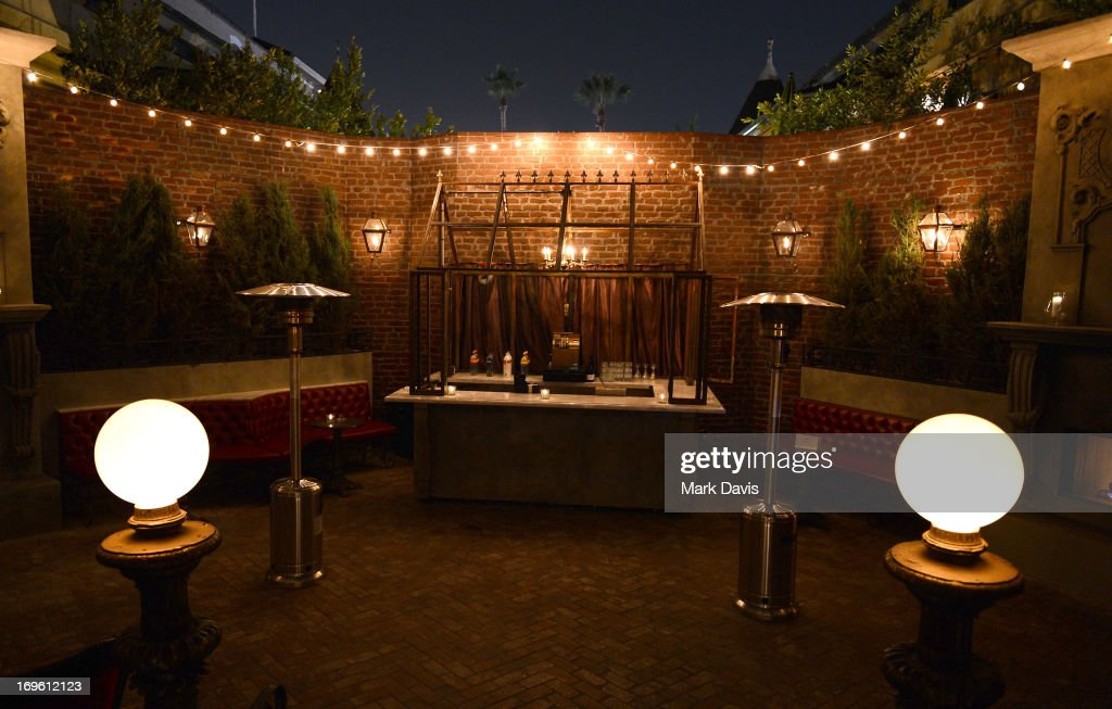A general view of atmosphere at the after party of Fox Searchlight Pictures' 'The East' presented by Piaget at ArcLight Hollywood on May 28, 2013 in Hollywood, California.