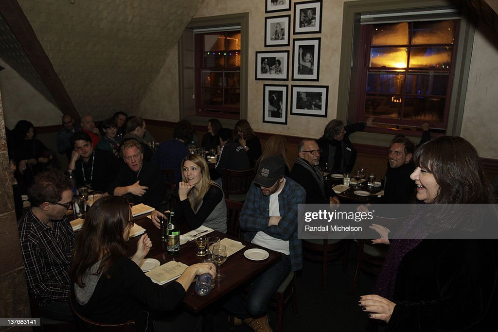 General view of atmosphere at the BMI dinner during the 2012 Sundance Film Festival held at Zoom Restaurant on January 24, 2012 in Park City, Utah.