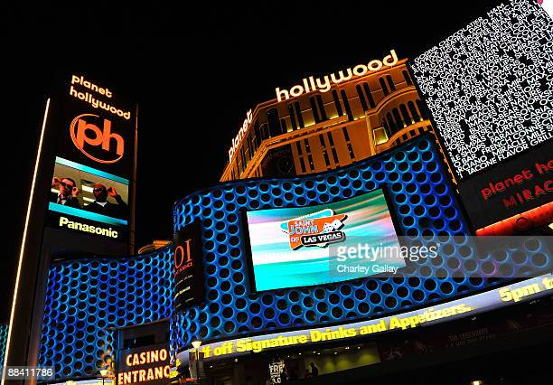 A general view of atmosphere at the CineVegas opening night party held at Prive Las Vegas inside the Planet Hollywood Resort Casino on June 10 2009...
