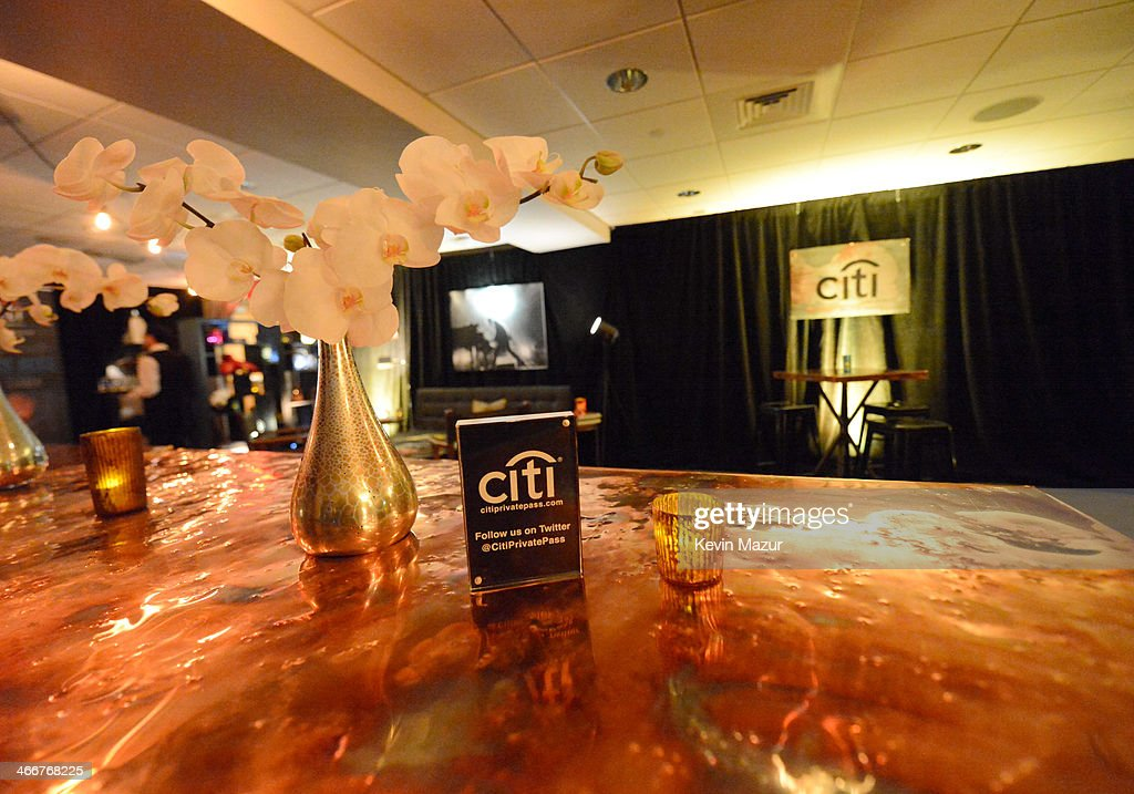 Citi Vip Lounge Billy Joel At The Garden February 3 2014 Getty Images