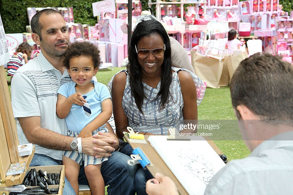 A general view of atmosphere at the Corolle Adopt a Doll Event at The Grove on May 18, 2013 in Los Angeles, California.