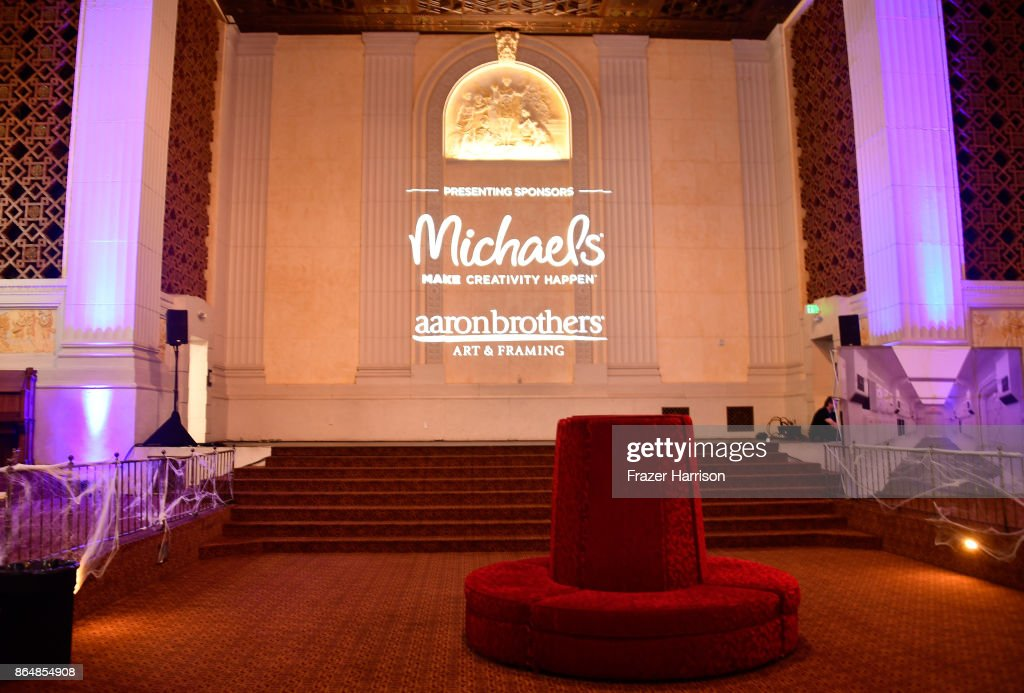 Dream Halloween 2017 Costume Party Benefitting Starlight Children's Foundation on October 21 in Los Angeles Presented by Michaels and Aaron Brothers - Inside