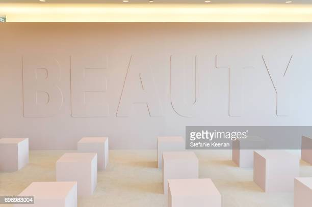 A general view of atmosphere at The Launch Of KKW Beauty on June 20 2017 in Los Angeles California
