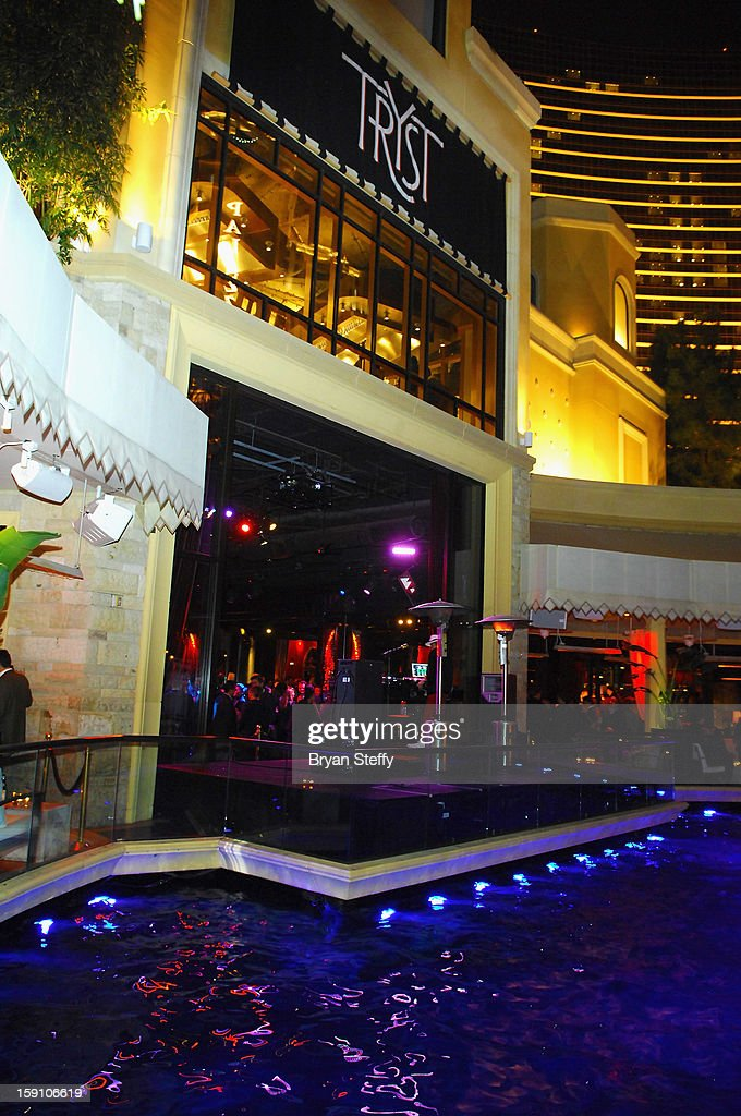 A general view of atmosphere at the MediaLink CES Kickoff event at the Tryst nightclub at Wynn Las Vegas on January 7, 2013 in Las Vegas, Nevada.