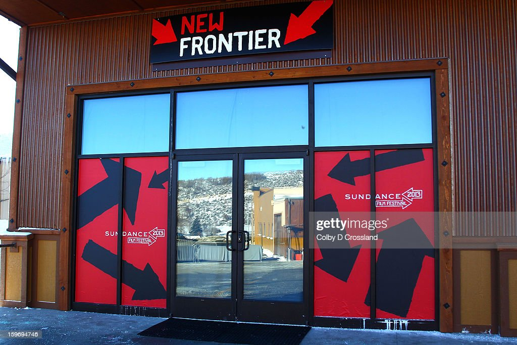 A general view of atmosphere at the New Frontier Press Preview at New Frontier during the 2013 Sundance Film Festival on January 18, 2013 in Park City, Utah.
