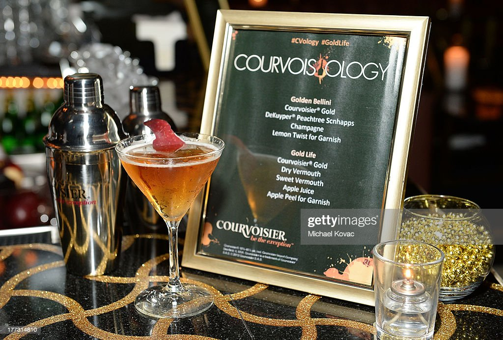 A general view of atmosphere at the one year anniversary of Courvoisier Gold at Bootsy Bellows on August 22, 2013 in West Hollywood, California.