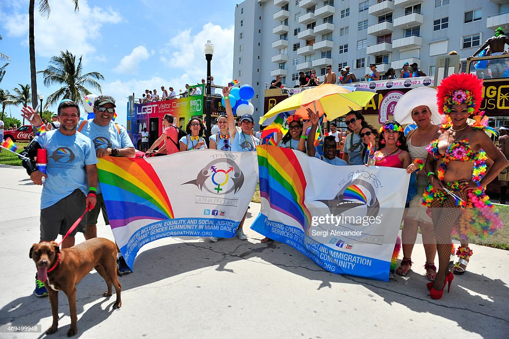 Pride Parade Tracker