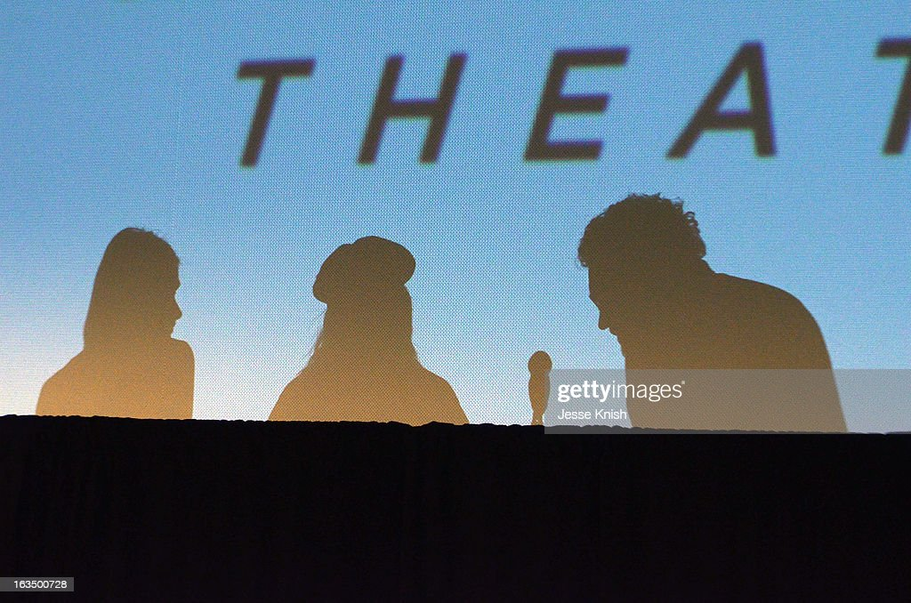 A general view of atmosphere at 'The Punk Singer' Q&A during the 2013 SXSW Music, Film + Interactive Festival at Austin Convention Center on March 10, 2013 in Austin, Texas.