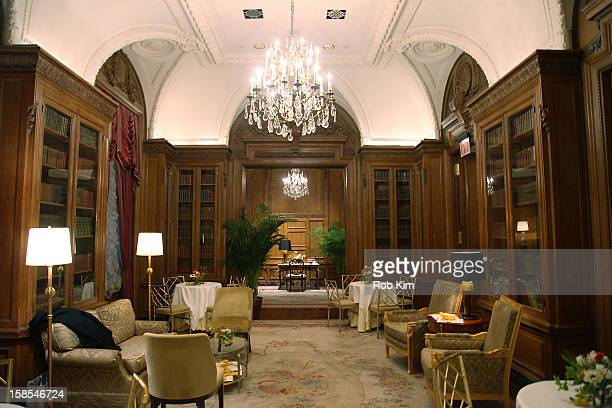 A general view of atmosphere at the Saint Regis Hotel on December 18 2012 in New York City