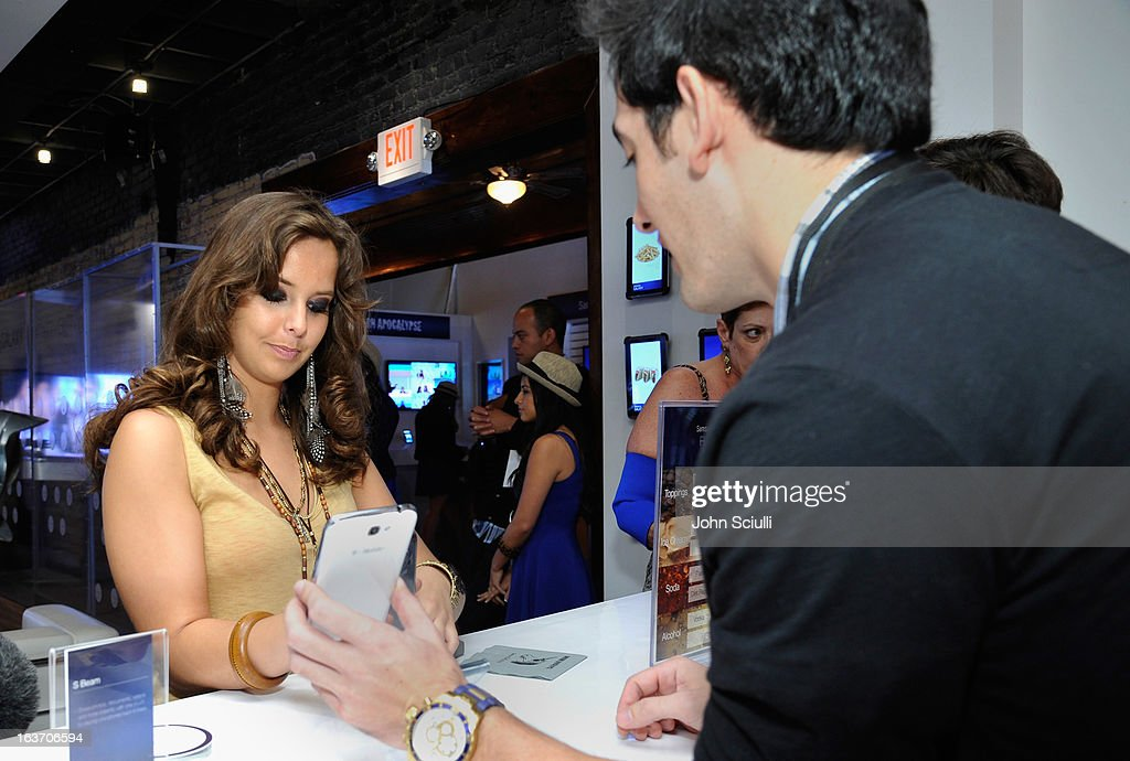 A general view of atmosphere at the Samsung Galaxy Experience: TecTile Rewards Program at SXSW 2013 on March 14, 2013 in Austin, Texas.