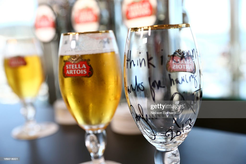 A general view of atmosphere at The Stella Artois Suite during The 66th Annual Cannes Film Festival at Radisson Blu on May 23, 2013 in Cannes, France.