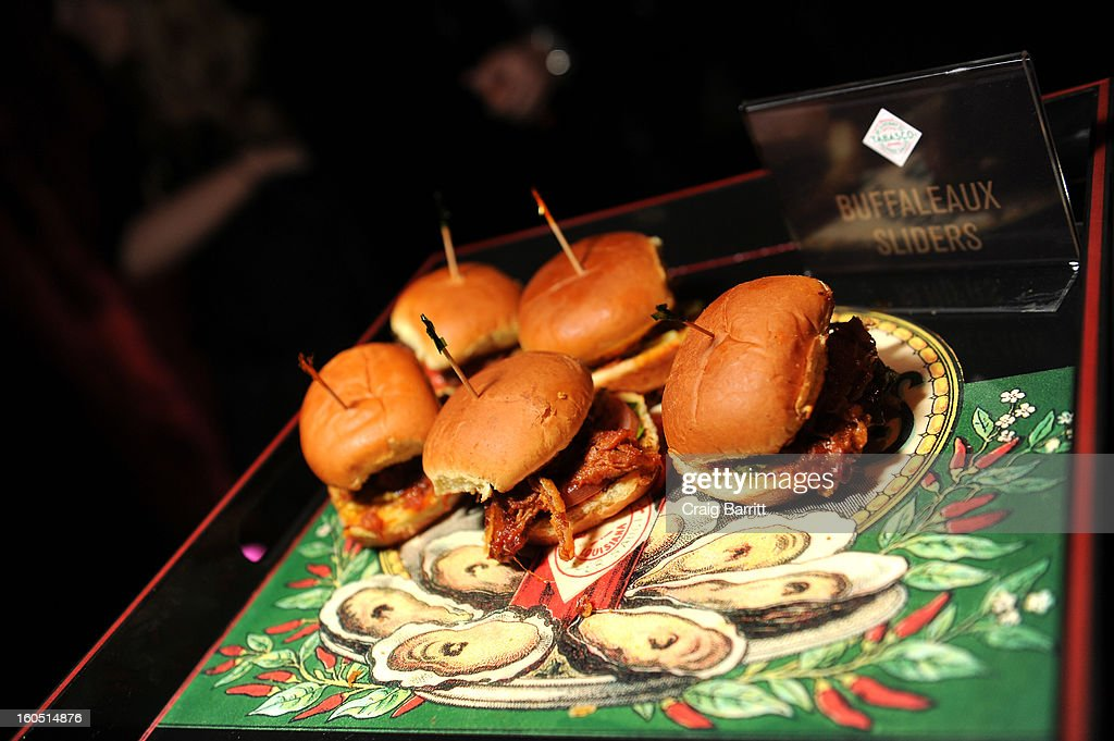 A general view of atmosphere at the Tabasco Original Red Sauce at the Playboy Party presented by Crown Royal on February 1, 2013 in New Orleans, Louisiana.