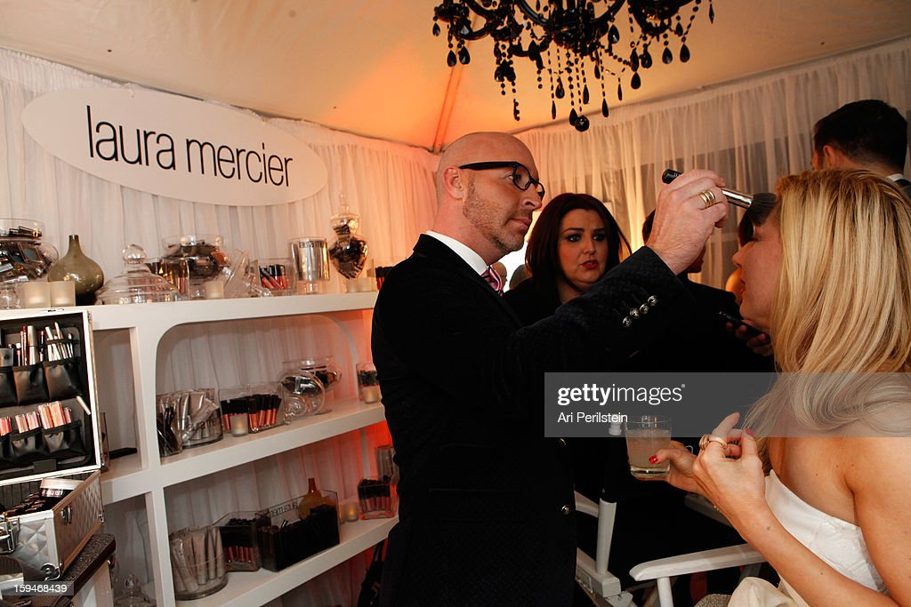 A general view of atmosphere at the The Weinstein Company's 2013 Golden Globe Awards after party presented by Chopard, HP, Laura Mercier, Lexus, Marie Claire, and Yucaipa Films held at The Old Trader Vic's at The Beverly Hilton Hotel on January 13, 2013 in Beverly Hills, California.