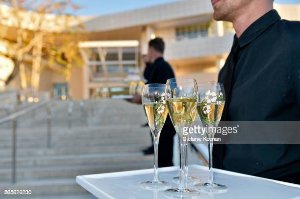 A general view of atmosphere at the Third Annual 'InStyle Awards' presented by InStyle at The Getty Center on October 23 2017 in Los Angeles...