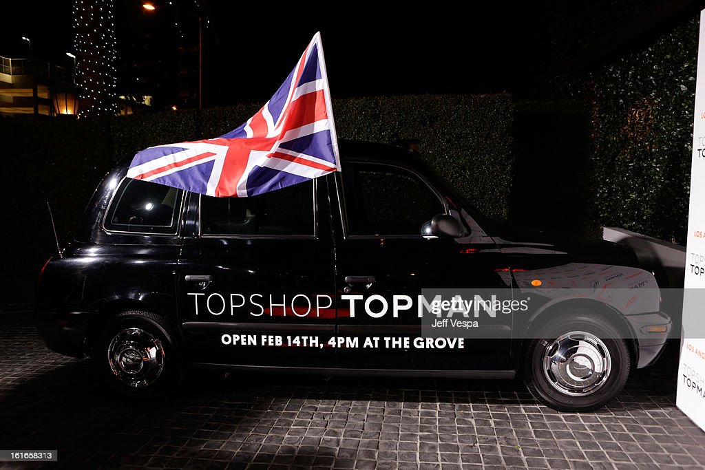 A general view of atmosphere at the Topshop Topman LA Opening Party at Cecconi's West Hollywood on February 13, 2013 in Los Angeles, California.
