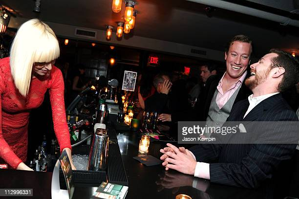 A general view of atmosphere at the Tribeca Film Festival afterparty for Angels Crest hosted by 675 Bar at 675 Bar on April 22 2011 in New York City