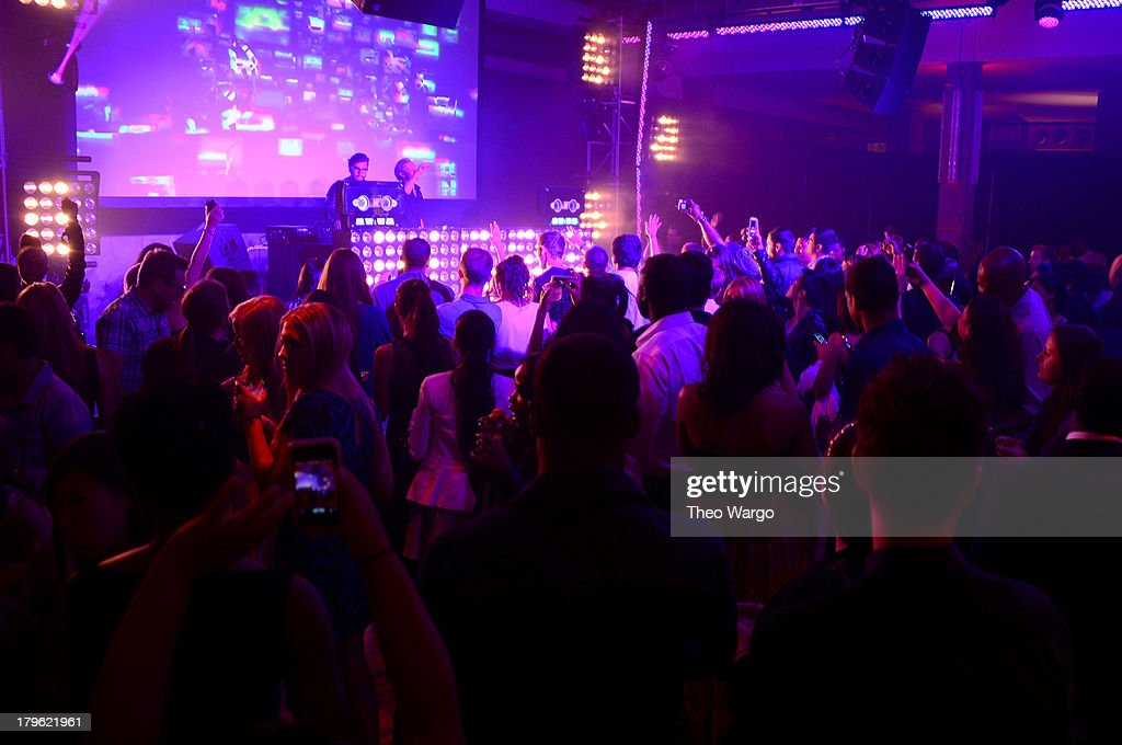A general view of atmosphere at the VEVO And Styled To Rock Celebration Hosted by 'Styled to Rock' Mentor Erin Wasson with Performances by Bridget Kelly & Cazzette on September 5, 2013 in New York City.