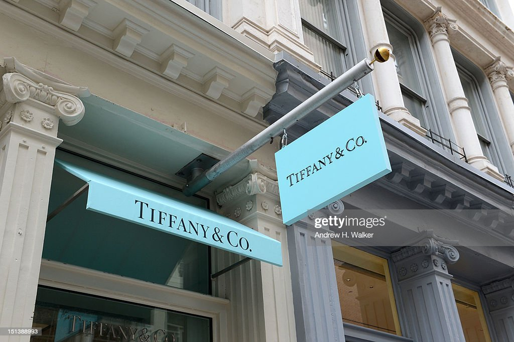 A general view of atmosphere at Tiffany Co Celebrates Fashion's Night Out at Tiffany Co Soho on September 6 2012 in New York City