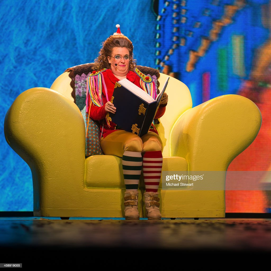 A general view of atmosphere at 'Yo Gabba Gabba! Live!' at The Beacon Theatre on December 22, 2013 in New York City.