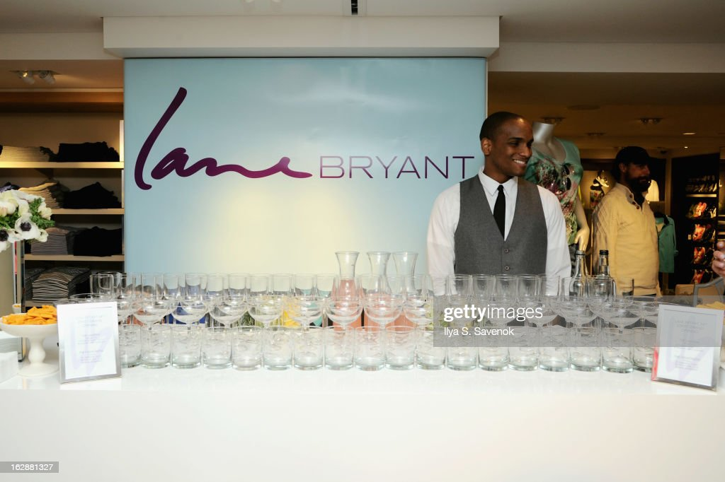 A general view of atmosphere during Carnie Wilson & Jay Manuel Celebrate Lane Bryant's NYC Flagship on February 28, 2013 in New York City.