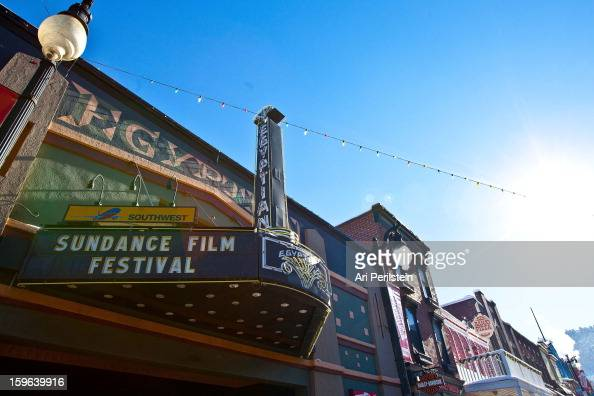 A general view of atmosphere during day 1 of the 2013 Sundance Film Festival on January 17 2013 in Park City Utah