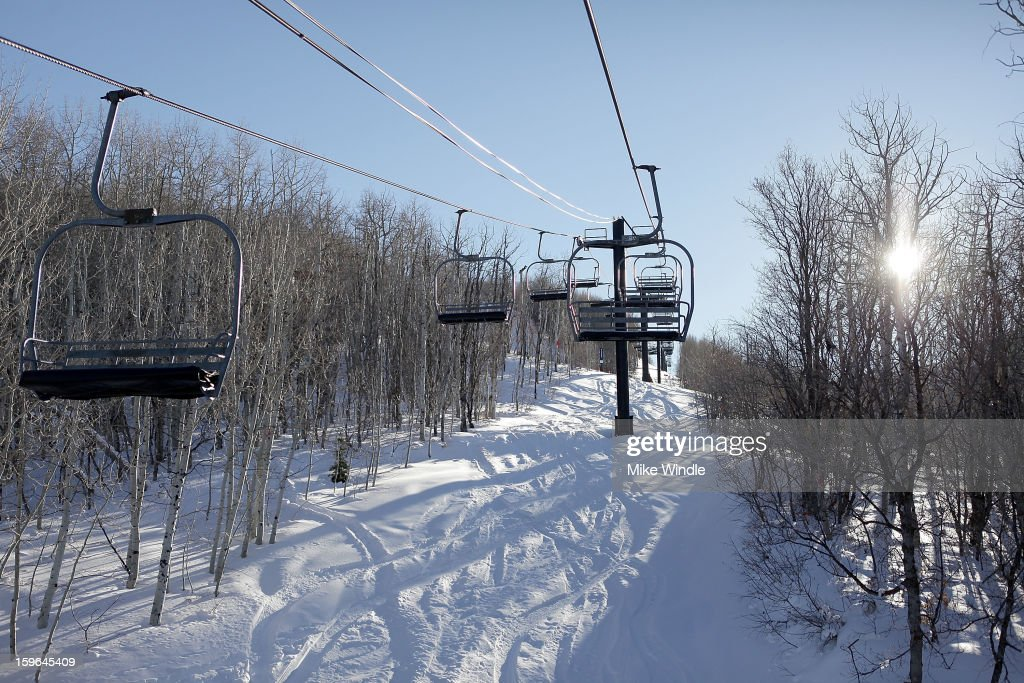 A general view of atmosphere during day 1 of the 2013 Sundance Film Festival on January 17, 2013 in Park City, Utah.