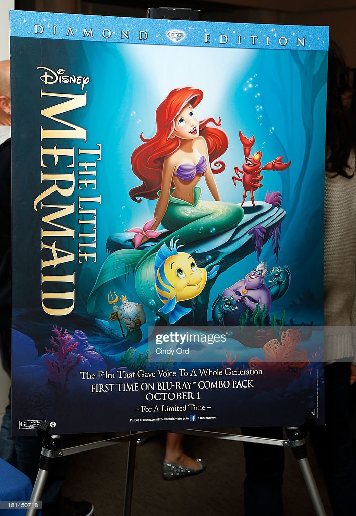A general view of atmosphere during Disney's The Little Mermaid special screening at Walter Reade Theater on September 21, 2013 in New York City.