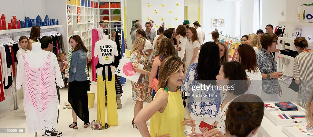 General view of atmosphere during Hamptons Magazine celebrates The New Lisa Perry store on June 14, 2014 in East Hampton, New York.