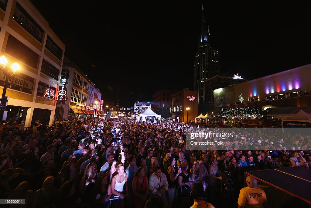 A general view of atmosphere during Rodney Atkins 4th Annual Music City Gives Back on June 3, 2014 in Nashville, Tennessee.