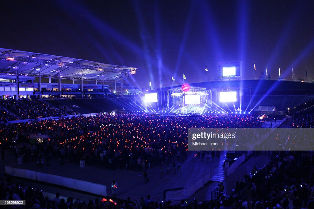 A general view of atmosphere during the 2013 KIIS FM's Wango Tango held at The Home Depot Center on May 11, 2013 in Carson, California.