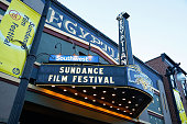 A general view of atmosphere during the 2015 Sundance Film Festival on January 22 2015 in Park City Utah