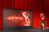 A general view of atmosphere during the 68th Emmy Awards nominations announcement held at Saban Media Center on July 14 2016 in North Hollywood...
