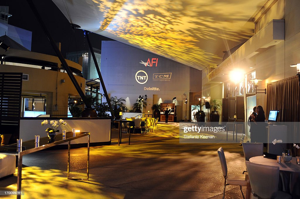 A general view of atmosphere during the after party for AFI's 41st Life Achievement Award Tribute to Mel Brooks at Dolby Theatre on June 6, 2013 in Hollywood, California. 23647_003_SK_1391.JPG