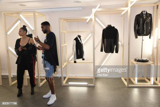 A general view of atmosphere during the French Deal Cocktail as part of Paris Fashion Week on June 25 2017 in Paris France